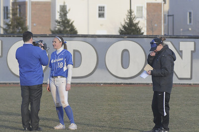 IPFW vs Ball State 4/3/2013