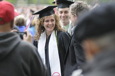 BSU Graduation 2013- Geswein