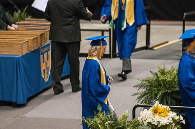 Harkness- Homestead Graduation 2015